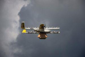 Alphabet tung dịch vụ giao hàng bằng drone ở Úc