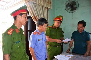 Bắt giam 3 cán bộ Quảng Nam lập hồ sơ khống