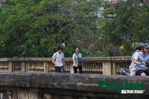 Long Biên, Hà Nội: Cần xóa bỏ hình ảnh xấu xí vây quanh cây cầu cổ