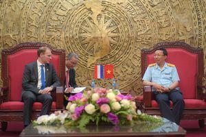 Tăng cường hợp tác Hải quan Việt Nam - Hà Lan