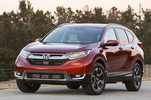 Vì sao đại lý 'giảm giá mạnh' cho Honda CR-V?