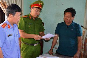 Quảng Nam: Khởi tố 3 cựu cán bộ đền bù đất sai quy định
