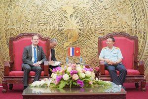Hải quan Việt Nam và Hà Lan ký Hiệp định hợp tác cấp Nhà nước