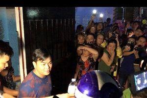Tạm giữ Phúc XO để điều tra liên quan đến 'động' bay lắc ở quán karaoke