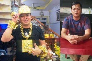 Khám xét nhà Phúc XO - người đeo nhiều vàng nhất Việt Nam