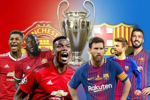 MU vs Barca: Gian nan tỏ mặt anh hùng
