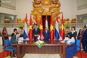Việt Nam - Hà Lan hợp tác trong lĩnh vực hải quan