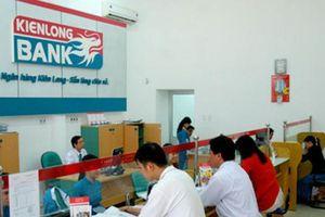 Kienlongbank đặt kế hoạch lợi nhuận 306 tỷ đồng, chia cổ tức 13% năm 2019