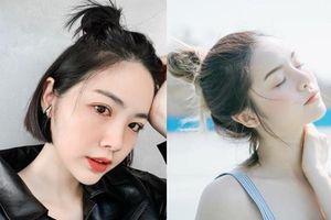Đây chính là kiểu tóc giúp chị em vừa xinh trẻ lại mát lành còn giảm mụn đáng kể, không thử đừng tiếc