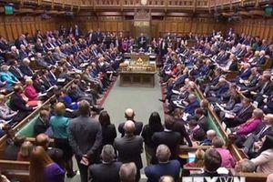 Quốc hội Anh thông qua kế hoạch trì hoãn Brexit tới cuối tháng 6
