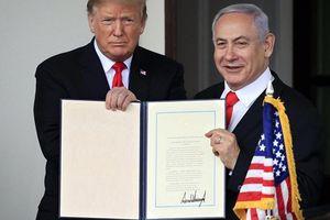 Bước đi IRGC của Tổng thống Trump sẽ giúp nhà lãnh đạo Israel thắng cử?