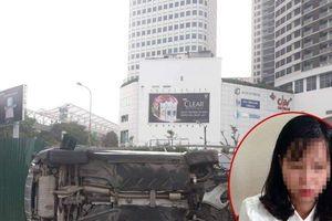 Gây tai nạn liên hoàn ở Cầu Giấy, nữ tài xế Mercedes đối diện hình thức phạt nào?