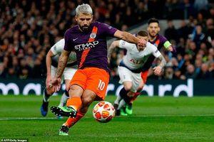 Chấm điểm Tottenham - Man City: Aguero xịt, Son thăng