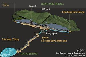Vén màn nhiều hang ngầm bí ẩn ở Sơn Đoòng