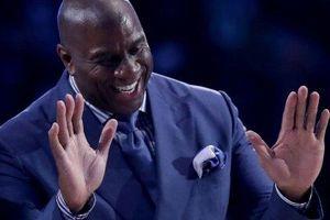 Sốc: Magic Johnson chưa từng nghiêm túc với Lakers