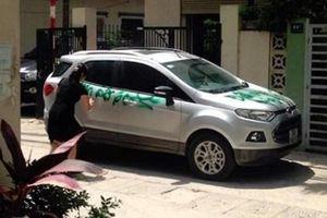 Vì chiếc xe đỗ chắn trước cửa nhà, 2 nhóm người hỗn chiến kinh hoàng