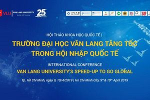 Trường Đại học Văn Lang tăng tốc trong hội nhập quốc tế