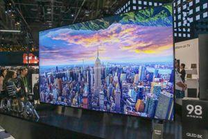 Samsung 'trình làng' TV QLED 8K tại Việt Nam với giá 2,3 tỷ đồng