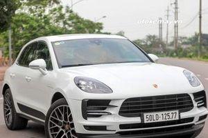Porsche Macan S 2019 có giá hơn 3,6 tỷ đồng tại Việt Nam
