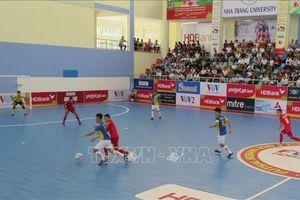 Xác định thêm 4 đội bóng tham dự VCK Giải Futsal HDBank vô địch Quốc gia 2019
