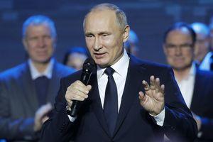 Tin ảnh: Putin kêu gọi các nước tôn trọng luật pháp quốc tế