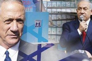 Giành phiếu bằng nhau, cả hai đảng Israel đều tuyên bố thắng cử
