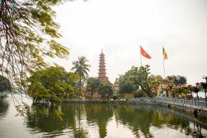 Trấn Quốc - Top 10 ngôi chùa đẹp nhất thế giới giữa lòng thủ đô