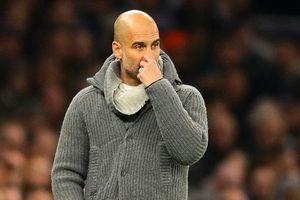 HLV Pep Guardiola lạc quan sau trận thua Tottenham