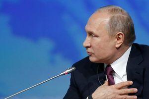 Tổng thống Putin lần đầu tiên nói tới kết quả cuộc điều tra Nga can thiệp bầu cử Mỹ