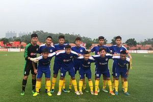 U17 Hà Nội thắng đại gia Trung Quốc và Argentina, suýt được so tài Atletico Madrid