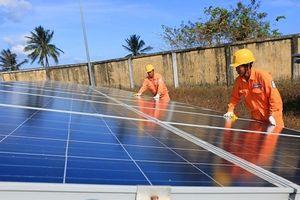 EVNSPC hướng dẫn thực hiện dự án điện mặt trời trên mái nhà