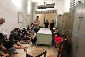 Quận 5: Nhiều dân chơi phê ma túy ở vũ trường Đông Kinh