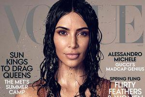 Vogue có còn bị ví như rác khi cho Kim Kardashian lên trang bìa?