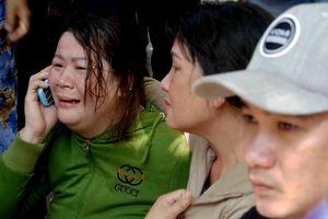 Tài xế Lexus biển 6666 đâm chết 4 người khi vừa viếng cha bạn thân