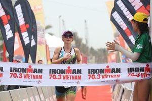 Việt Nam lần đầu tiên đăng cai giải Ironman 70.3 vô địch châu Á-TBD