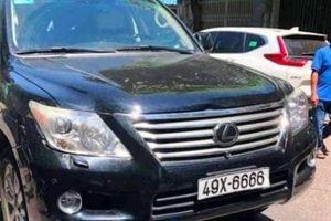 Danh tính lái xe Lexus 6666 đâm đám tang khiến 10 người thương vong