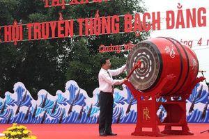 Khai mạc Lễ hội truyền thống Bạch Đằng 2019