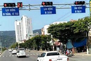 Đà Nẵng xử lý các xe vượt đèn đỏ trên đường Ngô Quyền
