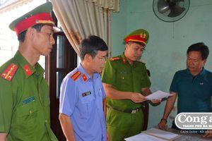 Liên quan đến dự án Khu dân cư dịch vụ - du lịch làng chài Điện Dương: Khởi tố bắt giam 3 cán bộ