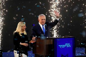 Bầu cử Israel: Chiến thắng đang chờ ông Netanyahu