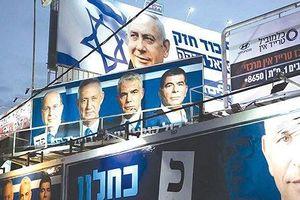 Khối liên minh cánh hữu Israel có ưu thế
