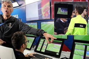 Công nghệ VAR sẽ sớm được áp dụng tại V-League 2019