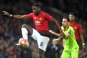 Pogba tự tin thắng trận lượt về: 'Man United biết tử huyệt của Barca'