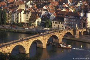 Choáng ngợp những cây cầu đẹp nhất Châu Âu
