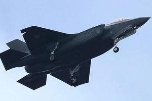 Hé lộ lời cuối của phi công F-35A Nhật Bản trước khi máy bay rơi xuống Thái Bình Dương