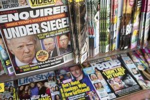 Sau hàng loạt scandal, tờ National Enquirer có thể được rao bán