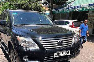 Lái xe biển tứ quý 6 tông vào đám tang là đại gia nổi tiếng Bình Định