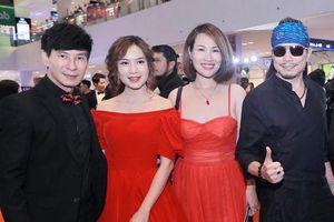 Jimmii Nguyễn - Ngọc Phạm xúng xính chúc mừng Lý Hải - Minh Hà ra mắt 'Lật mặt 4'