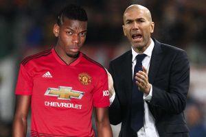 MU phá kỷ lục, Pogba tự đàm phán ký Real Madrid