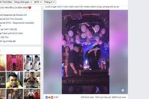Xuất hiện clip 'dân chơi' livestream dùng ma túy tại quán Phúc XO